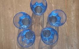 Bicchieri in vetro