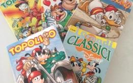 Fumetti Topolino e Paperino
