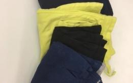 solo per onlus : 5 pantaloncini / bermuda